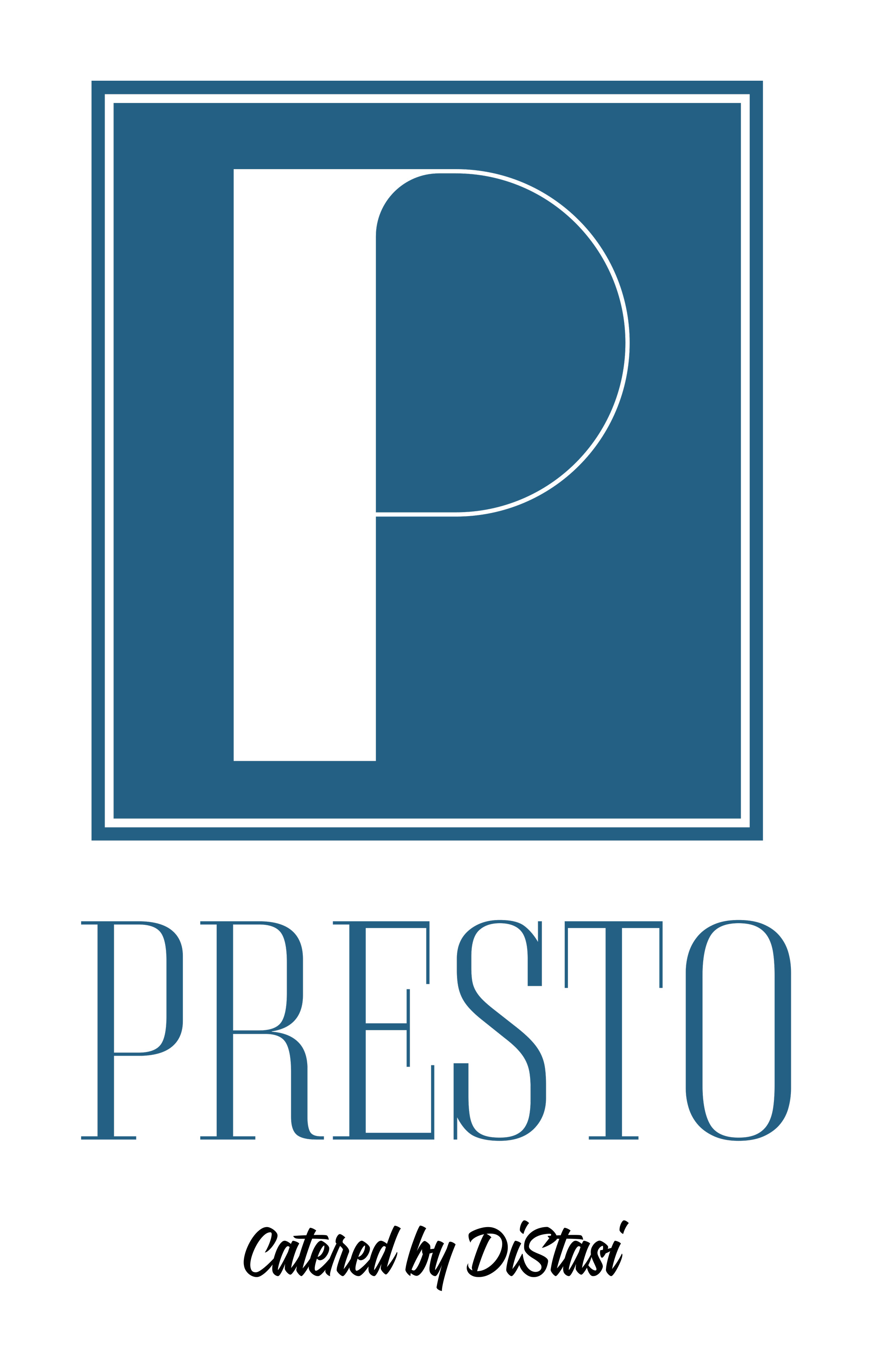 Presto! Express Catering by DiStasi